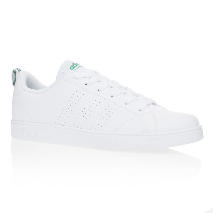 ADIDAS Baskets Vs Advantage Clean Enfant Blanc et vert