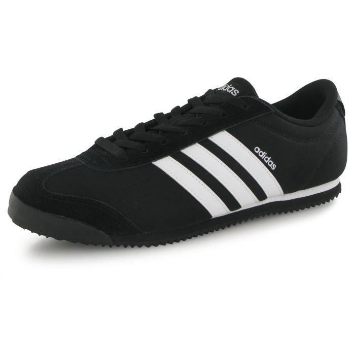 Adidas Neo Troc noir, baskets mode homme Noir - Cdiscount Chaussures