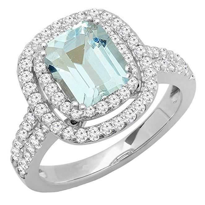 cdiscount bague or blanc diamant