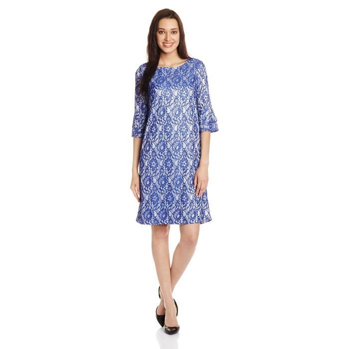 Robe portefeuille de femmes PBOPT Taille-32