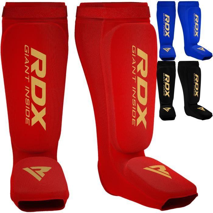 RDX Protege Tibia MMA Pied boxe Entrainement Kick Boxing Protection Muay Thai