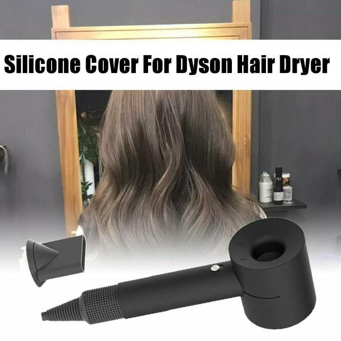Saicowordist Lot de 8 housses de protection anti-cheveux en silicone durable pour filtre facile /à nettoyer et /à installer