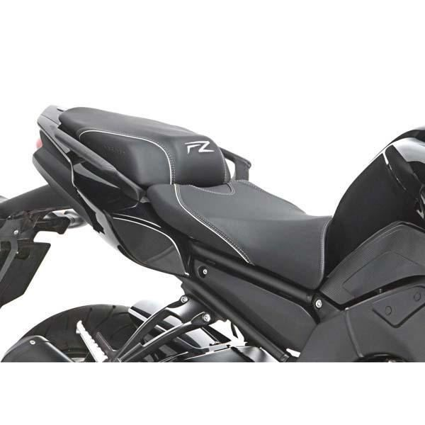 selles shad comfort seat yamaha fazer fz8 black achat vente selle de moto selles shad. Black Bedroom Furniture Sets. Home Design Ideas