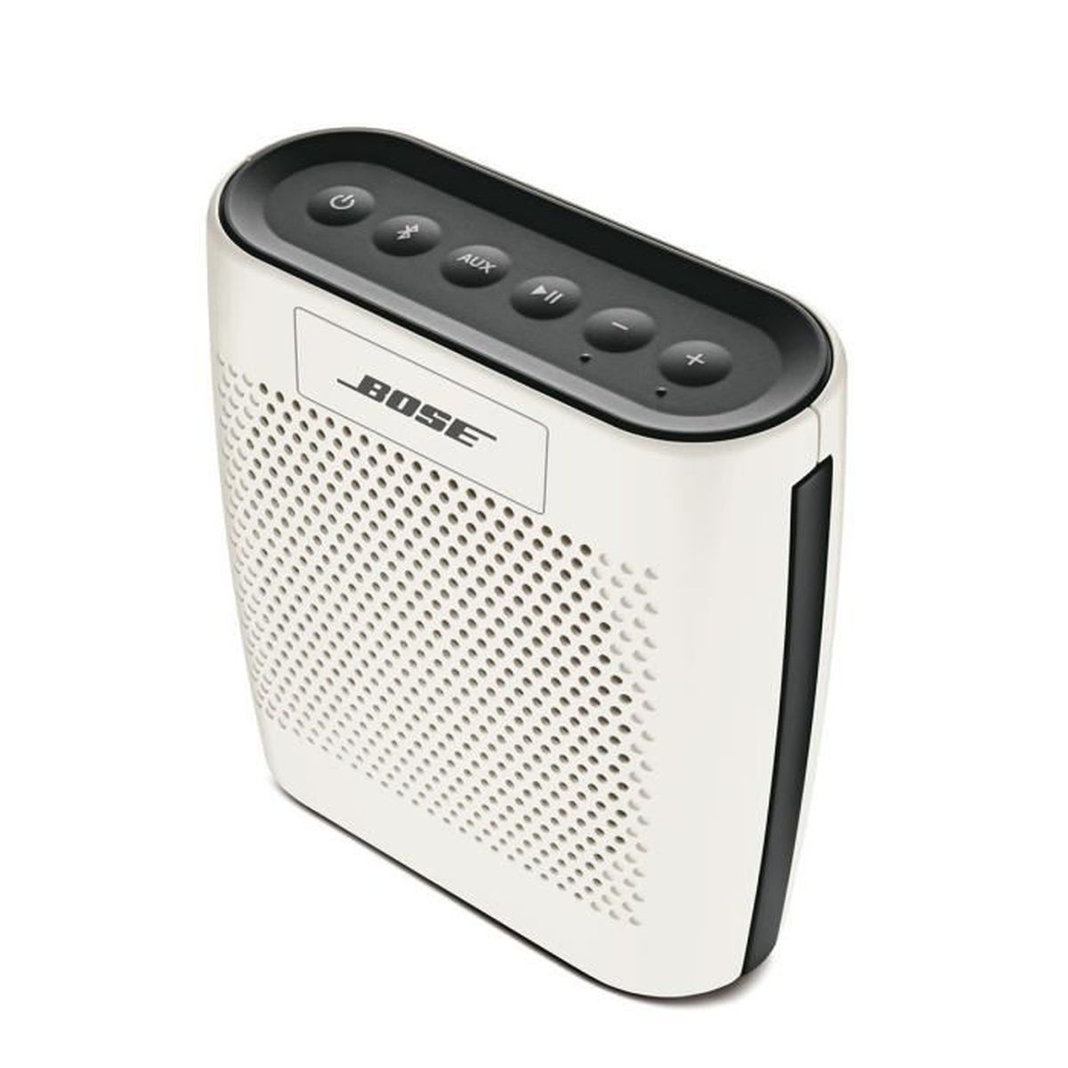enceinte bluetooth bose soundlink colour blanc enceintes bluetooth avis et prix pas cher. Black Bedroom Furniture Sets. Home Design Ideas