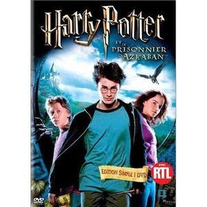 DVD DESSIN ANIMÉ DVD Harry Potter et le prisonnier d'Azkaban