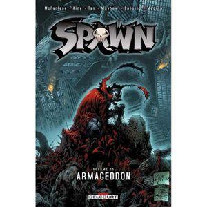 ENSEMBLE LITERIE Spawn Tome 15 : Armageddon