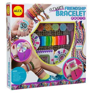 MÉTIER A TISSER Diy Wear Ultimate Friendship Bracelet Party YPBU9