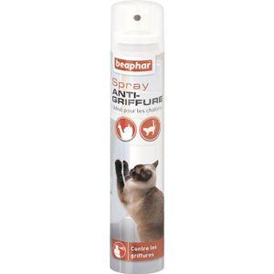 RÉPULSIF - ATTRACTIF BEAPHAR Spray anti-griffure - Pour chat
