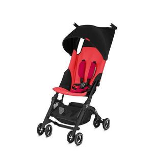 POUSSETTE  GB Poussette Ultra compacte Pockit+  - Cherry Red