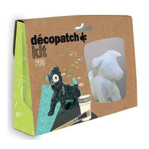 Kit décopatch Decopatch - Mini kit Enfant - Chien