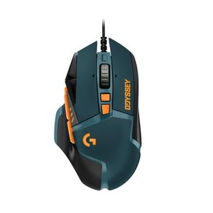 SOURIS LOGITECH Souris Gamer, G502 HERO Limited Edition 1