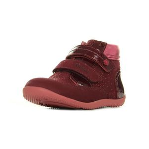 BASKET Baskets Kickers Biliana Nubuck Rose