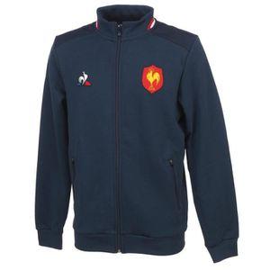 SURVÊTEMENT Vestes replica officielle Ffrance rugby veste nv -