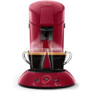 MACHINE À CAFÉ Senseo Philips HD6554/91 Original Rouge