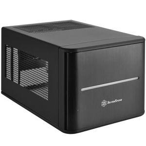 BOITIER PC  SilverStone SST-CS280 - Stockage de boîtiers Mini-