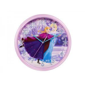 HORLOGE - PENDULE Horloge Murale Disney La Reine des Neige - Anna et
