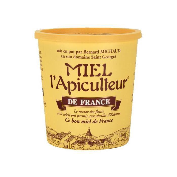 MIEL L'APICULTEUR Miel de fleurs de France - 1 kg