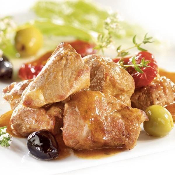 Mijoté d'agneau aux tomates séchées - Le Gourmet