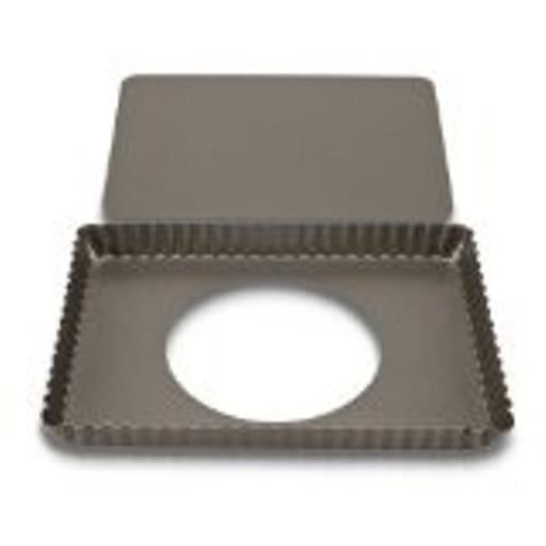 Staedter rectangle de fond de levage de moule à tarte 627291