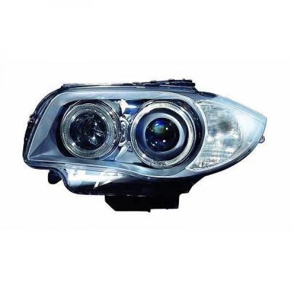 Phare avant droit BMW Série 1 (E81/E87/E82/E88) 2007-2011