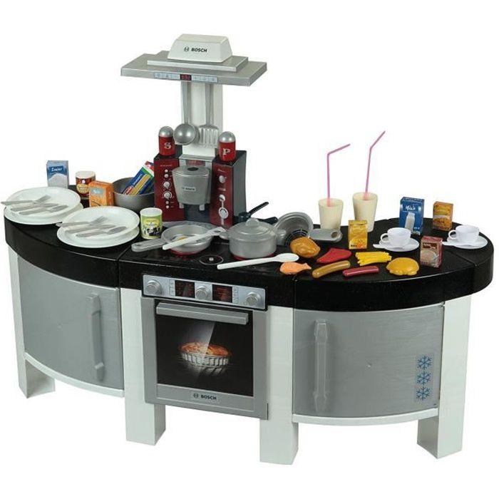 KLEIN - Cuisine Bosch Vision avec machine à expresso