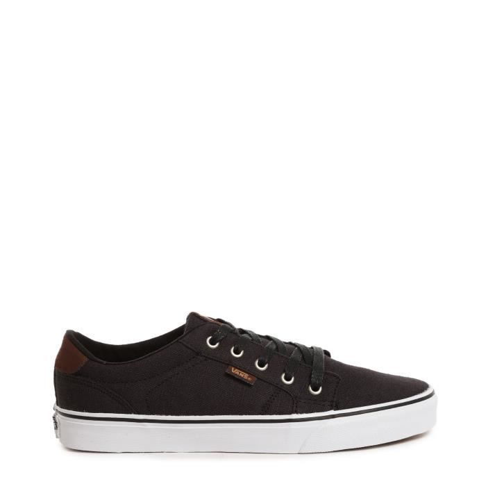 Basket VANS_Fashion - Mode M BISHOP (TEXTILE) BLACK_homme