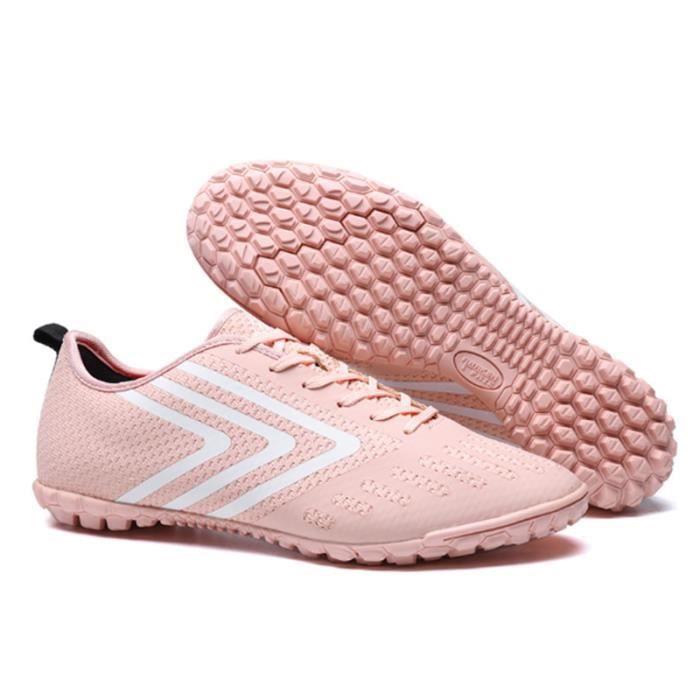 Chaussures et crampons de football Petite griffe de glace multi-têtes Semelle en caoutchouc adultes enfant Résistant à l'usure