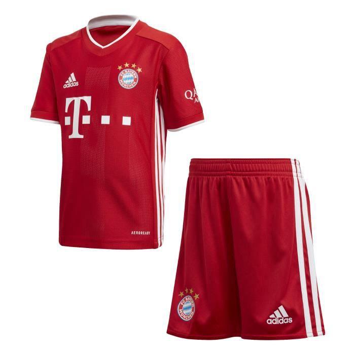 Mini-kit kid domicile FC Bayern 2020/21