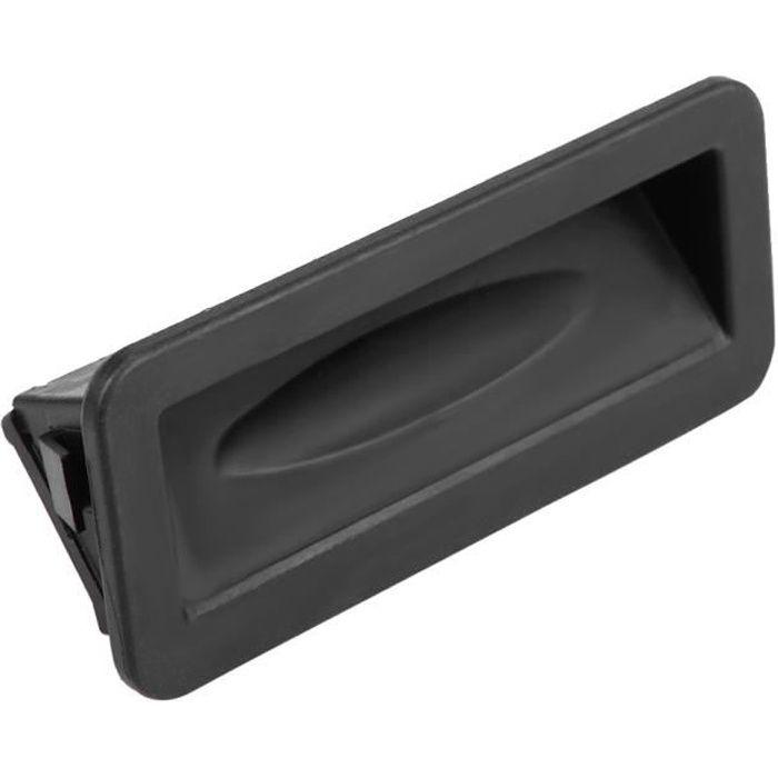 Commutateur d'ouverture de coffre de hayon pour Ford Focus Fiesta C-Max S-Max Galaxy Mondeo Kuga 6M5119B514AD noir