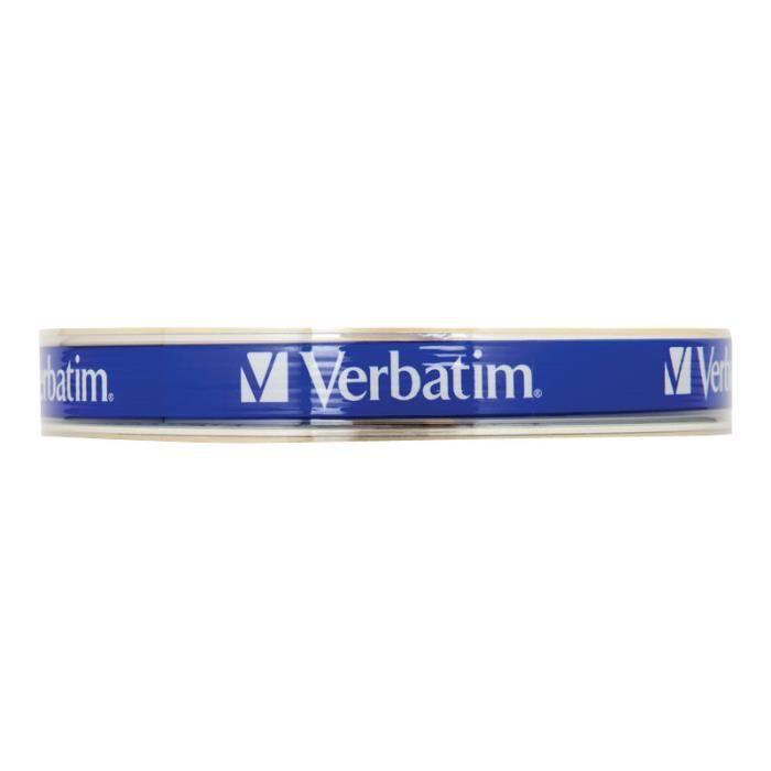 Verbatim 10 x DVD-R 4.7 Go (120 minutes) 16x spindle