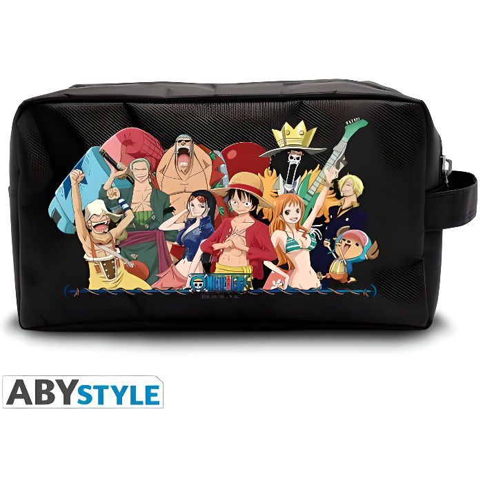 Trousse de toilette Equipage New World ONE PIECE ABYstyle