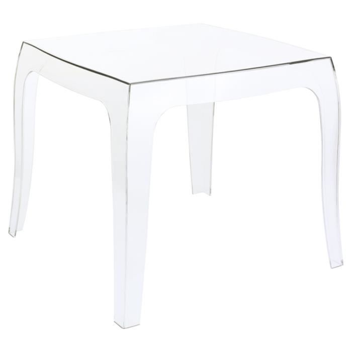 table d 39 appoint 39 retro 39 design transparente achat vente table basse table d 39 appoint 39 retro. Black Bedroom Furniture Sets. Home Design Ideas