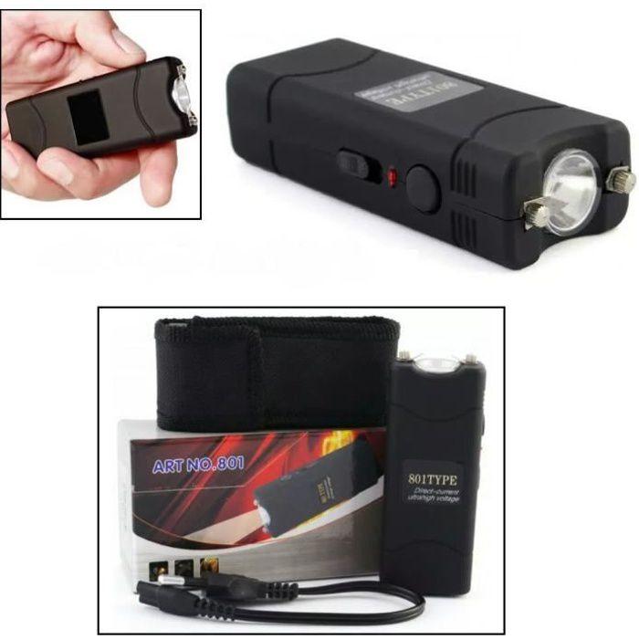 Mini Stun avec grand effet Multi fonction lampe de poche
