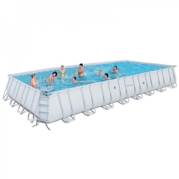 Piscine hors sol tubulaire bestway achat for Piscine intex 4 88 x 1 32