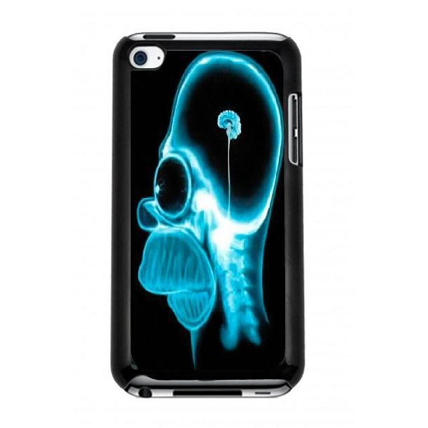 coque ipod touch 4 homer simpson 026 coque facade. Black Bedroom Furniture Sets. Home Design Ideas