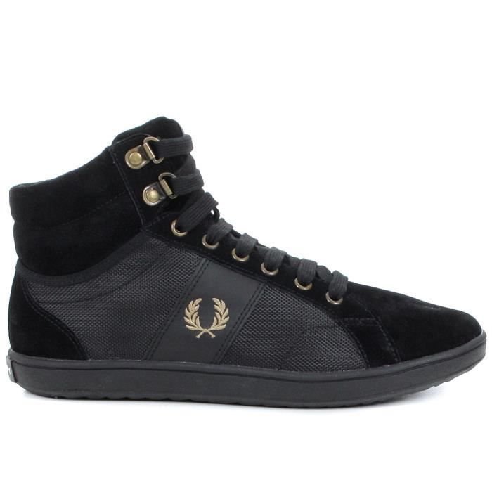 Basket montante Fred Perry pour homme Basket montante Fred Perry