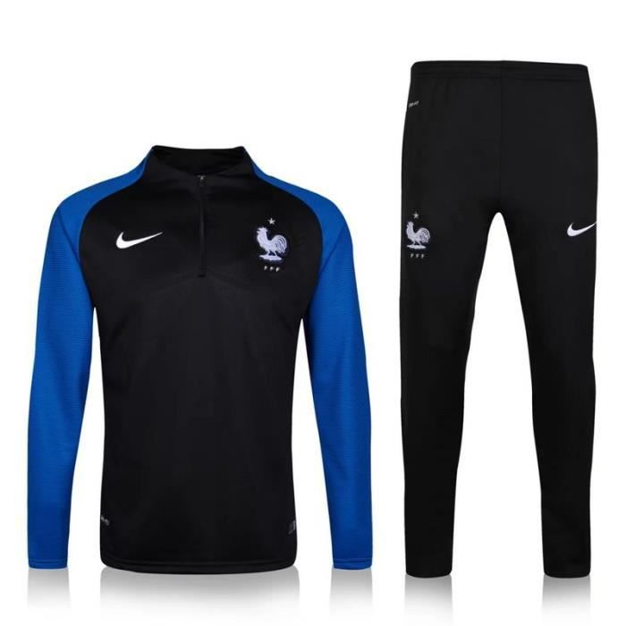 surv tement de football nike euro 2016 france prix pas cher cdiscount. Black Bedroom Furniture Sets. Home Design Ideas