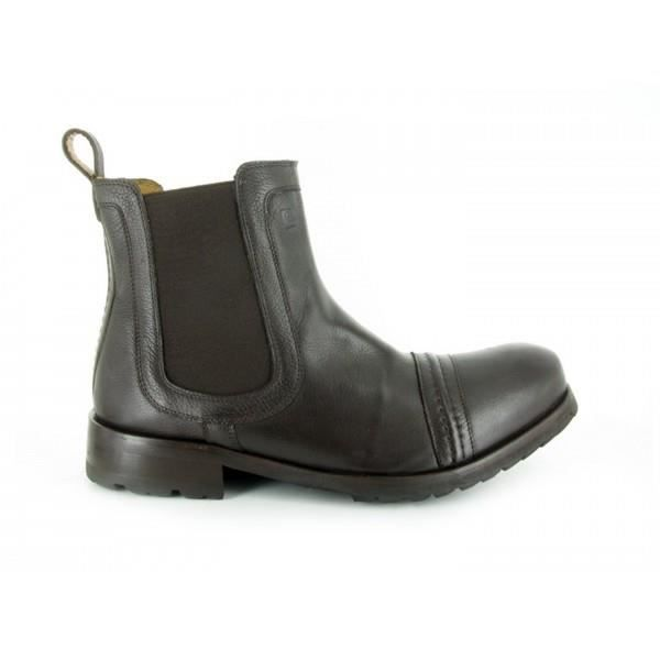 PETER BLADE Chaussures Boots LAMB Moka - Couleur - Marron
