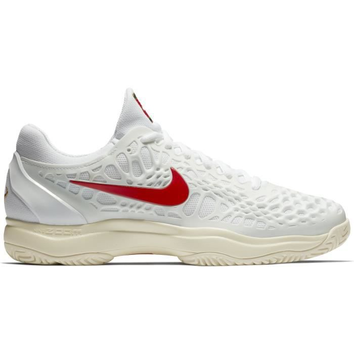 best loved b9915 9327e CHAUSSURES DE TENNIS Chaussure Nike Zoom Cage 3 Wimbledon Rafa Automne