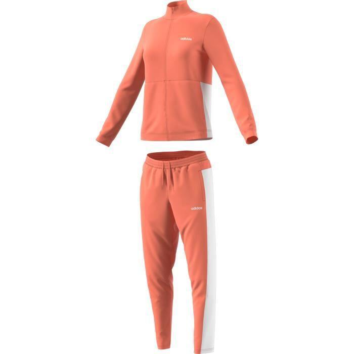 jogging femme adidas orange