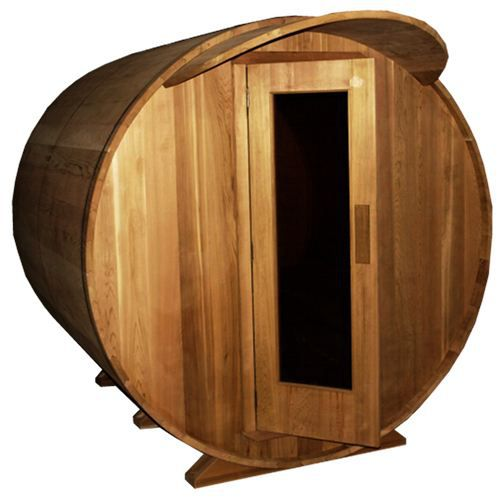sauna traditionnel ext rieur arizona 1 red cedar achat vente kit sauna sauna ext rieur. Black Bedroom Furniture Sets. Home Design Ideas