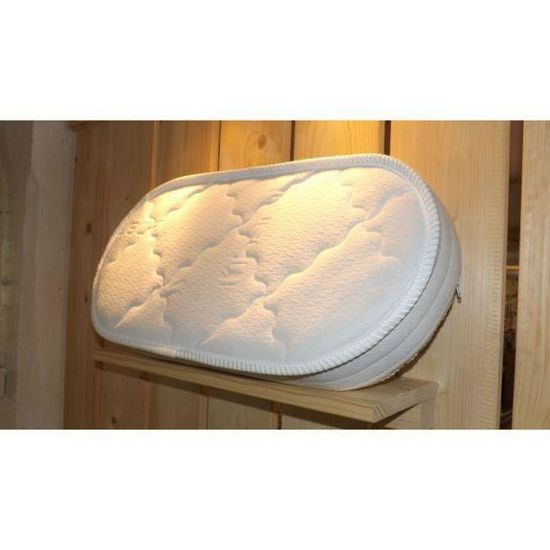 Matelas pour berceau 50x80 8cm confort medium