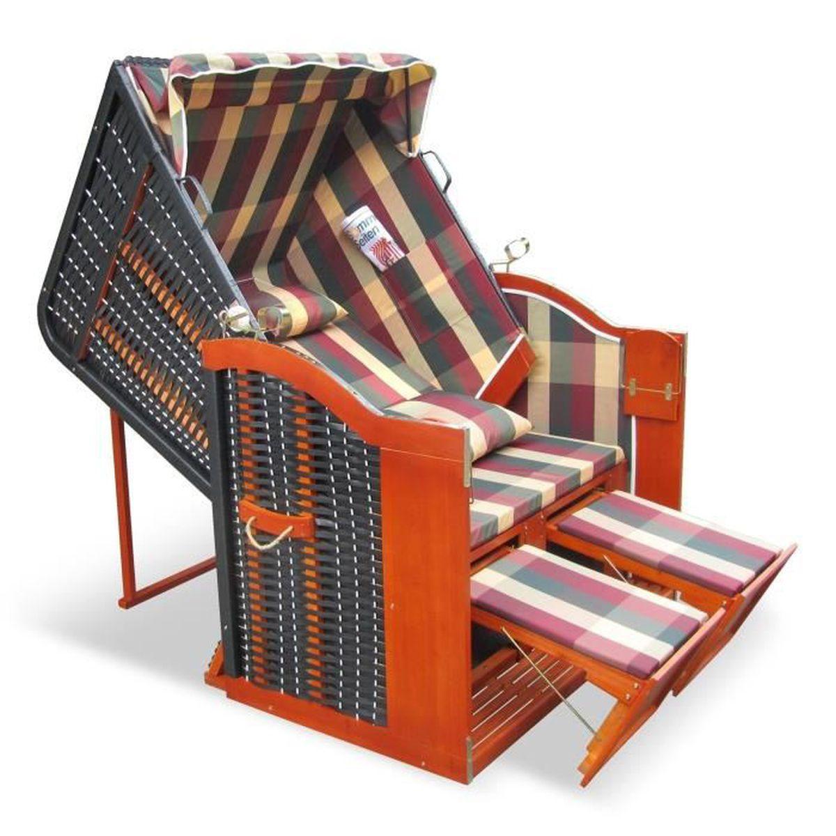 Magasin De Tissus Salon De Provence superbe chaise de plage en bois provence tressage d'osier en