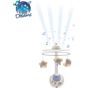 MOBILE CHICCO Mobile Double Projection Bleu First Dreams