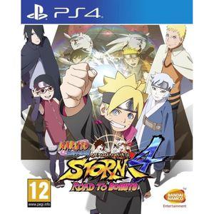 JEU PS4 Naruto Shippuden : Ultimate Ninja Storm 4 Road to