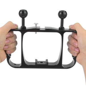 STABILISATEURS VÉLO Cadre de fixation pour caméra la rotule peut être