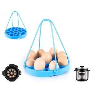 Egg Chaudière Cuisinière électrique bouilli braconnage Oeufs Bol Maker Vapeur Cuisine cuisinières