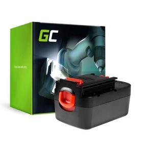ADAPTATEUR CHARGEUR Green Cell® Ni-MH Batterie pour Outillage électrop