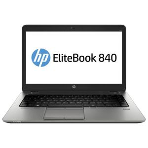 ORDINATEUR PORTABLE HP EliteBook 840 G1 - 8Go - 512Go SSD