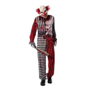 DÉGUISEMENT - PANOPLIE Mal officiel Clown Horreur Halloween Rubie, Costum